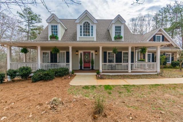 250 Deans Drive, Dawsonville, GA 30534 (MLS #5973567) :: North Atlanta Home Team