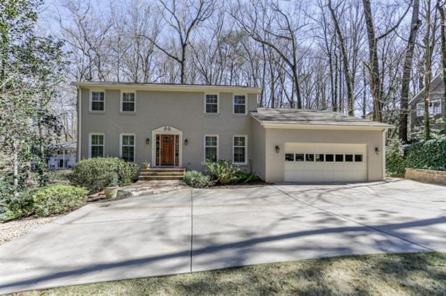 3230 Teton Drive SE, Atlanta, GA 30339 (MLS #5973586) :: North Atlanta Home Team