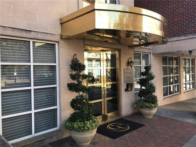 77 Peachtree Place NE #317, Atlanta, GA 30309 (MLS #5973678) :: The Justin Landis Group