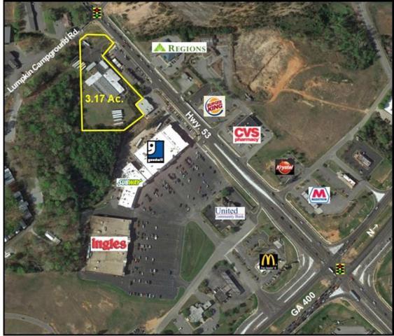 33 Lumpkin Campground Road S, Dawsonville, GA 30534 (MLS #5973745) :: North Atlanta Home Team