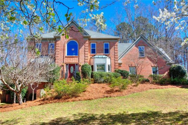 5790 Wilbanks Drive, Peachtree Corners, GA 30092 (MLS #5973839) :: Carr Real Estate Experts