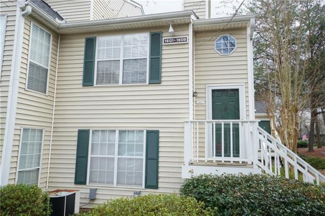 1607 Glenleaf Drive, Peachtree Corners, GA 30092 (MLS #5973882) :: Buy Sell Live Atlanta