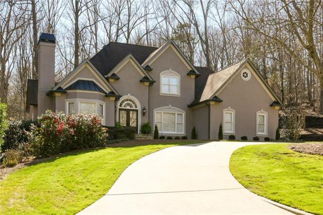 12960 Bucksport Drive, Roswell, GA 30075 (MLS #5974049) :: The Russell Group