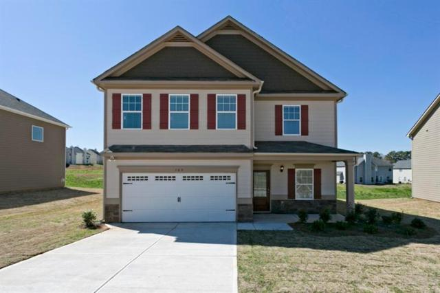 345 Emerson Trail, Covington, GA 30016 (MLS #5974201) :: The Russell Group