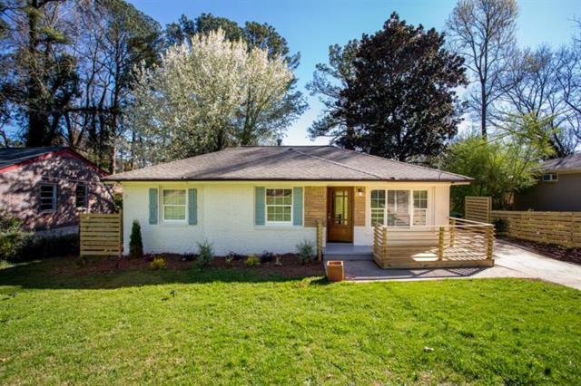 1769 San Gabriel Avenue, Decatur, GA 30032 (MLS #5974229) :: The Russell Group