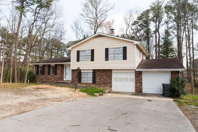 812 Oakland Road, Lawrenceville, GA 30044 (MLS #5974240) :: The Russell Group