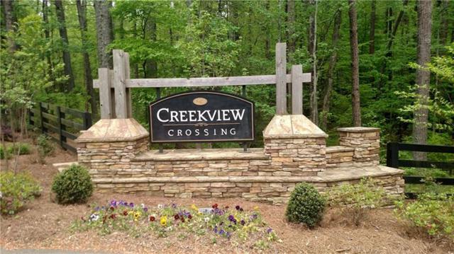 102 Creekview Crossing, Canton, GA 30115 (MLS #5974400) :: RE/MAX Paramount Properties