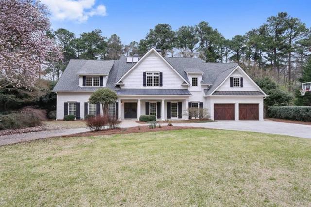 829 Wesley Drive NW, Atlanta, GA 30305 (MLS #5974408) :: Carr Real Estate Experts