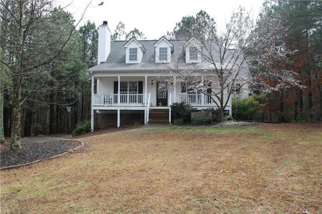 395 Greenwood Park Way, Dawsonville, GA 30534 (MLS #5974425) :: North Atlanta Home Team