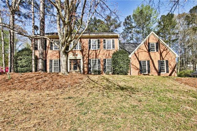 2045 Dayron Court, Marietta, GA 30062 (MLS #5974431) :: Carr Real Estate Experts
