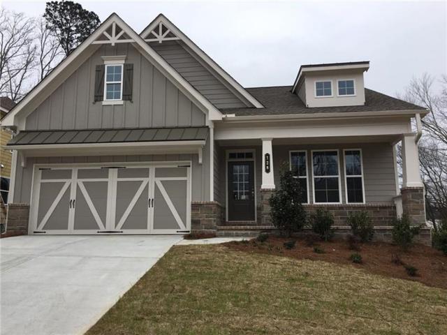 128 Bergenia Way, Canton, GA 30115 (MLS #5974510) :: Path & Post Real Estate