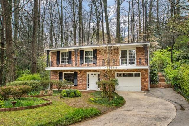 1745 Vickers Circle, Decatur, GA 30030 (MLS #5974529) :: North Atlanta Home Team