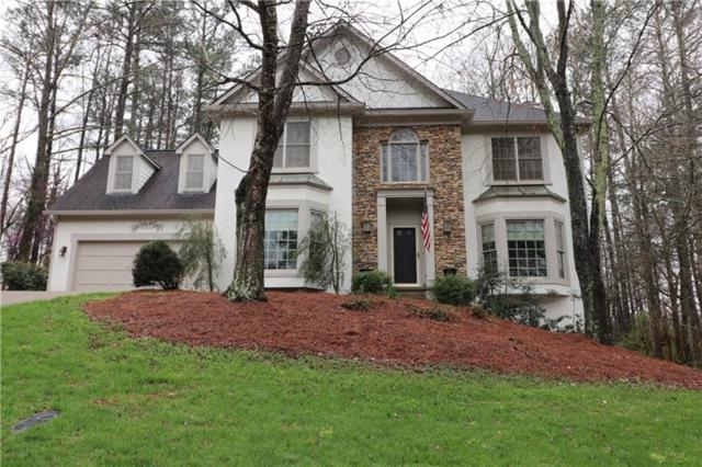 45 Carriage Oaks Drive, Marietta, GA 30064 (MLS #5974543) :: Carr Real Estate Experts