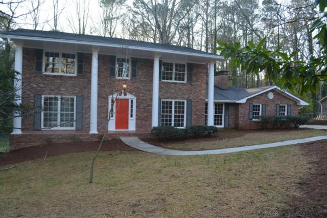 2051 Hessian Court, Stone Mountain, GA 30087 (MLS #5974568) :: The Russell Group
