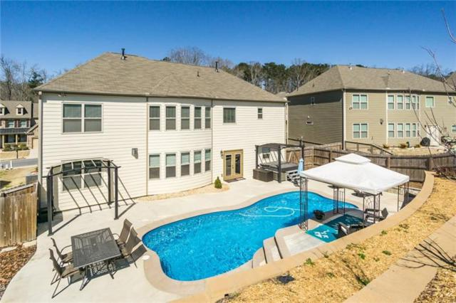 332 Liberty Drive, Acworth, GA 30102 (MLS #5974601) :: North Atlanta Home Team