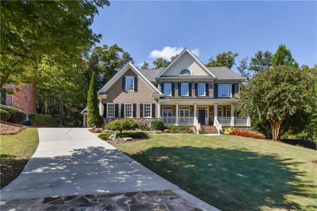 705 Glengate Place, Sandy Springs, GA 30328 (MLS #5974627) :: Carr Real Estate Experts