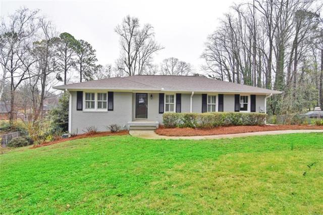 385 N Hillcrest Drive SW, Marietta, GA 30064 (MLS #5974721) :: North Atlanta Home Team