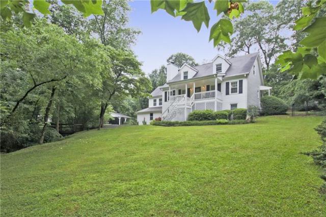 175 Pinehurst Lane, Marietta, GA 30068 (MLS #5974729) :: Kennesaw Life Real Estate