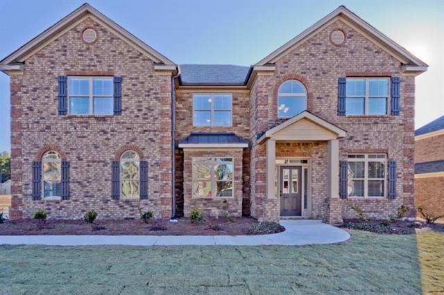 215 Elysian Drive, Fayetteville, GA 30214 (MLS #5974777) :: Kennesaw Life Real Estate
