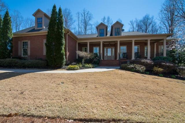 908 Glen Wilkie Trail, Ball Ground, GA 30107 (MLS #5974783) :: Carr Real Estate Experts