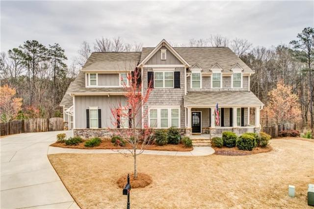 5545 Fords Crossing Court NW, Acworth, GA 30101 (MLS #5974793) :: Carr Real Estate Experts