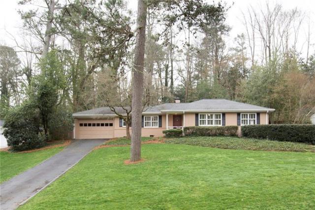 68 Pine Lake Drive, Sandy Springs, GA 30327 (MLS #5974838) :: North Atlanta Home Team