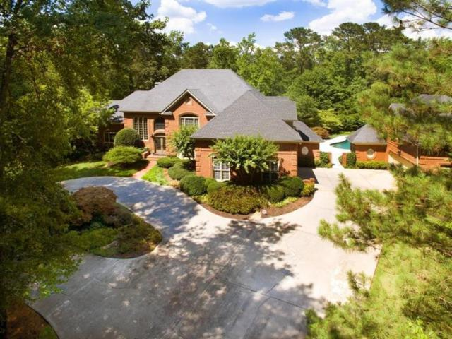 1035 Stonegate Court, Roswell, GA 30075 (MLS #5974850) :: Carr Real Estate Experts