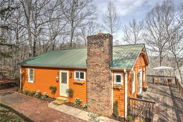 69 N Chestatee Point, Dawsonville, GA 30534 (MLS #5974928) :: North Atlanta Home Team
