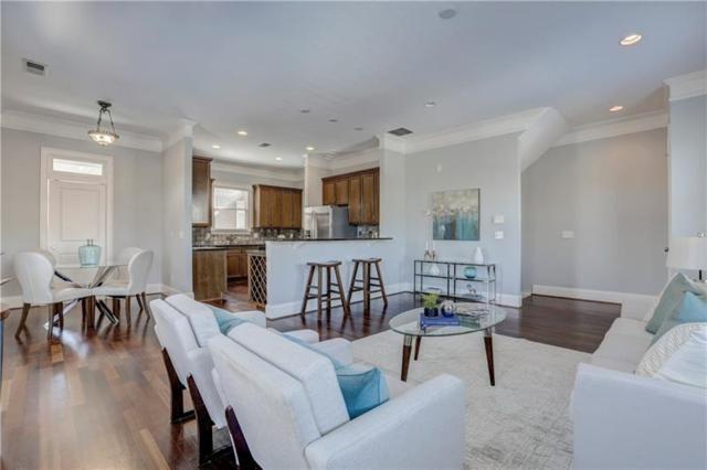 700 Piedmont Avenue NE #1, Atlanta, GA 30308 (MLS #5974954) :: RE/MAX Paramount Properties