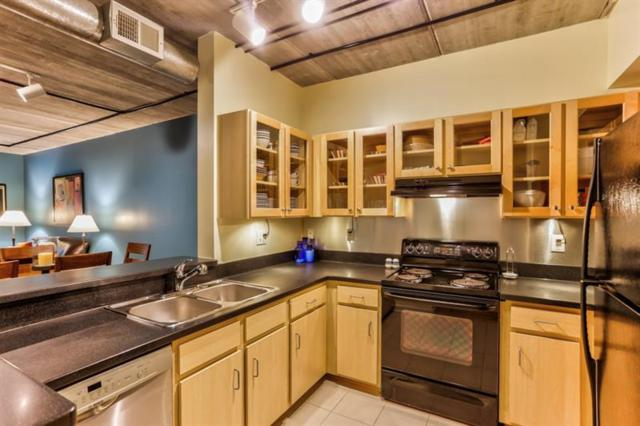 800 Peachtree Street NE #1109, Atlanta, GA 30308 (MLS #5975059) :: Kennesaw Life Real Estate