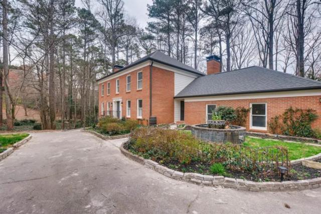 7715 Ryefield Drive, Sandy Springs, GA 30350 (MLS #5975077) :: North Atlanta Home Team
