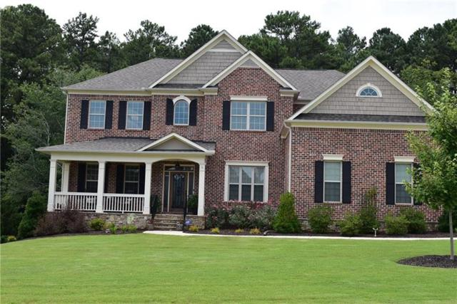475 Scott Farm Drive, Powder Springs, GA 30127 (MLS #5975080) :: The Bolt Group