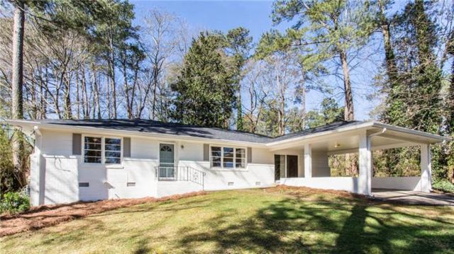 364 Westside Drive, Roswell, GA 30075 (MLS #5975301) :: North Atlanta Home Team