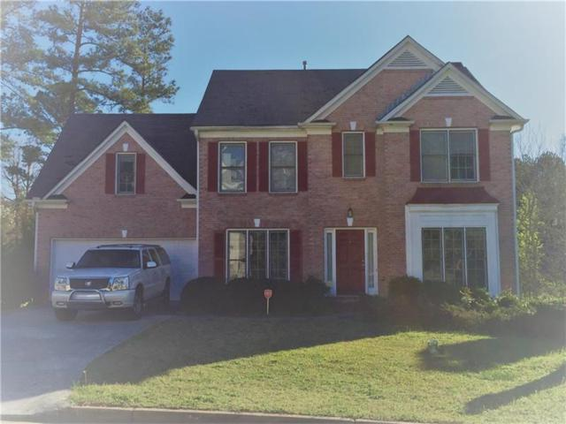 554 Beaver Trail, Stone Mountain, GA 30087 (MLS #5976337) :: Carr Real Estate Experts