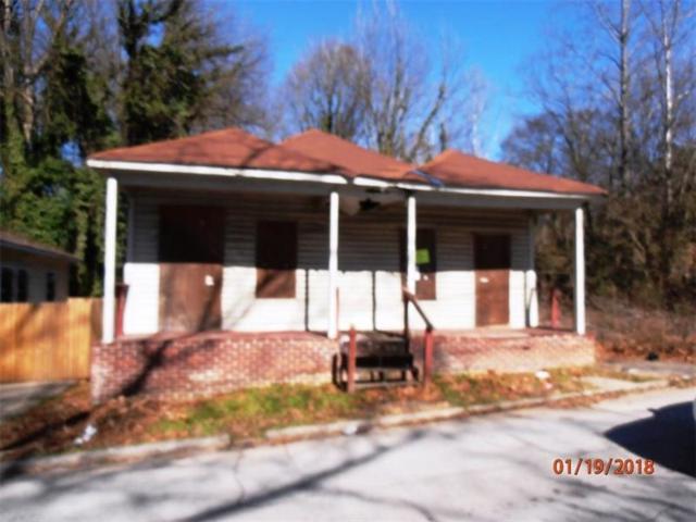 843 Proctor Street NW, Atlanta, GA 30314 (MLS #5976340) :: North Atlanta Home Team