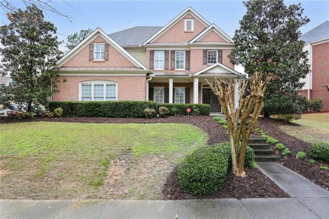 992 Spring Park Lane, Suwanee, GA 30024 (MLS #5976395) :: Carr Real Estate Experts