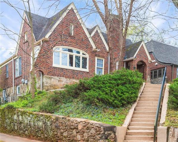 469 Claire Drive NE, Atlanta, GA 30307 (MLS #5976403) :: The Zac Team @ RE/MAX Metro Atlanta