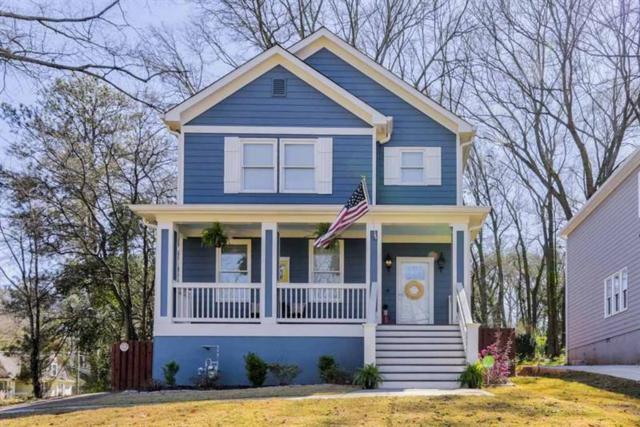 1485 Memorial Drive SE, Atlanta, GA 30317 (MLS #5976464) :: North Atlanta Home Team