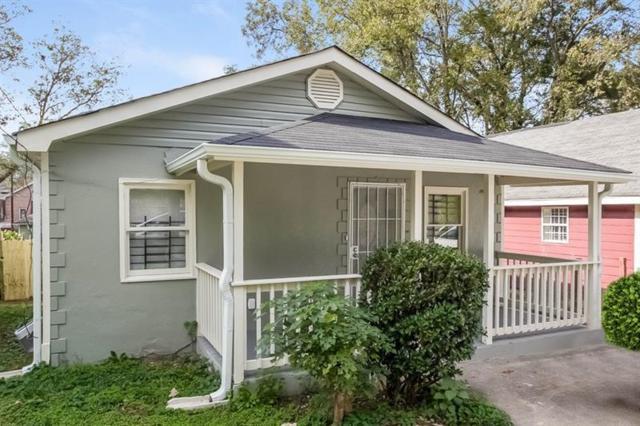1109 Smith Street NW, Atlanta, GA 30310 (MLS #5976496) :: North Atlanta Home Team