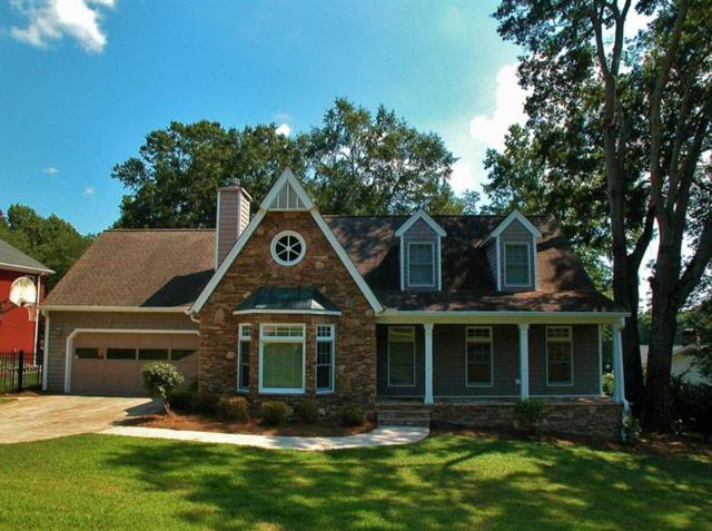 3970 Sundown Drive, Gainesville, GA 30506 (MLS #5976558) :: Carr Real Estate Experts