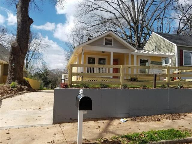1153 Garibaldi Street SW, Atlanta, GA 30310 (MLS #5976601) :: North Atlanta Home Team