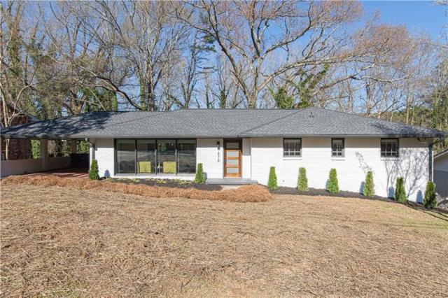 1878 Montvallo Terrace SE, Atlanta, GA 30316 (MLS #5976608) :: North Atlanta Home Team
