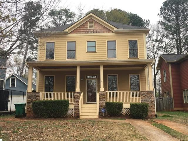 1894 Eastfield Street, Decatur, GA 30032 (MLS #5976631) :: The Bolt Group