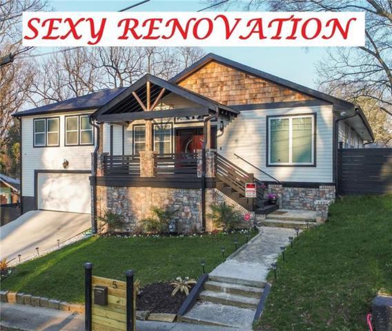5 Gertrude Place NW, Atlanta, GA 30318 (MLS #5976660) :: RE/MAX Paramount Properties