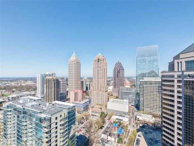 1080 Peachtree Street NE #3113, Atlanta, GA 30309 (MLS #5976670) :: The Zac Team @ RE/MAX Metro Atlanta
