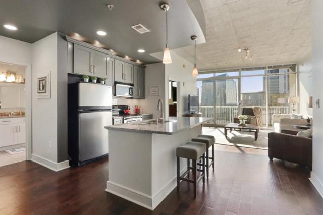 950 W Peachtree Street #1813, Atlanta, GA 30309 (MLS #5976719) :: RCM Brokers