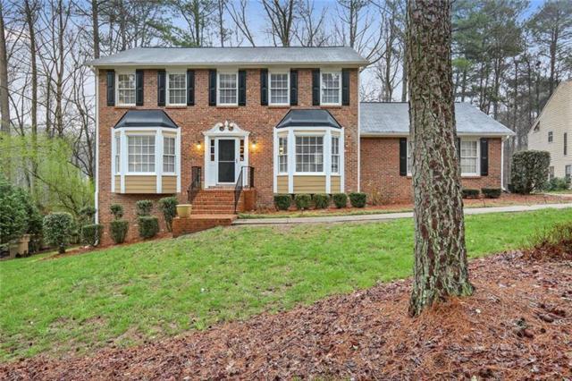 10565 Timberstone Road, Alpharetta, GA 30022 (MLS #5976804) :: North Atlanta Home Team