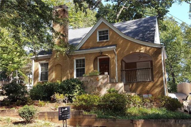 1407 Lanier Place NE, Atlanta, GA 30306 (MLS #5976839) :: North Atlanta Home Team