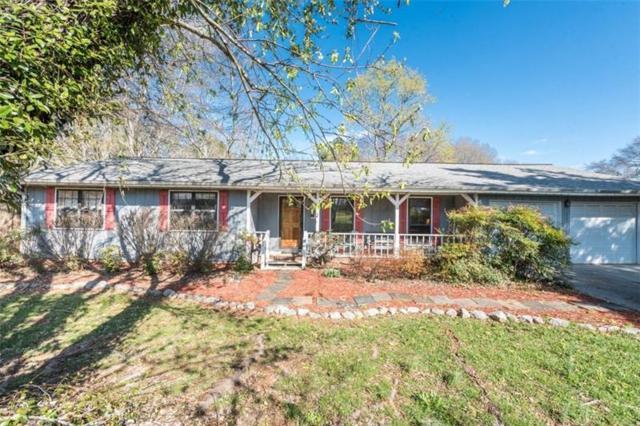 401 Breezy Drive SW, Marietta, GA 30064 (MLS #5976897) :: North Atlanta Home Team