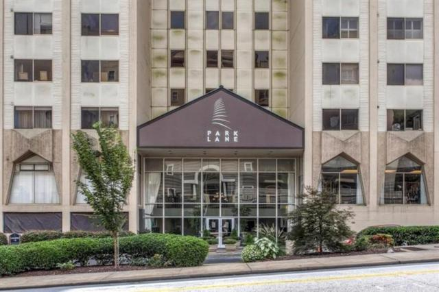 2479 Peachtree Road NE #1804, Atlanta, GA 30305 (MLS #5976910) :: RCM Brokers